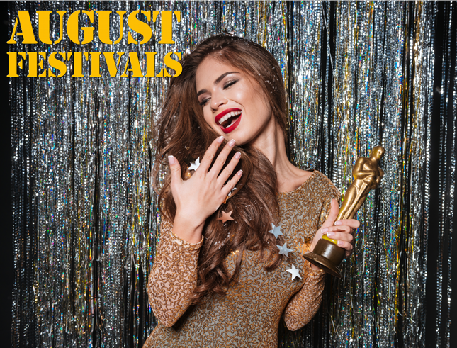 August Festivals - Notable Festival dates for August